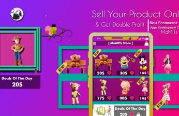 ecommerce mobile app development companu in india - MaMITs