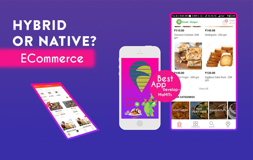 free ecommercemobile app designing and development company in india