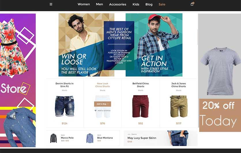 free ecommerce website development company in india