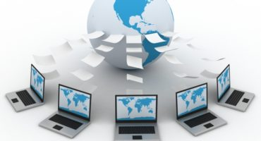 What is the use of EDI, EFT, or Email in eCommerce?