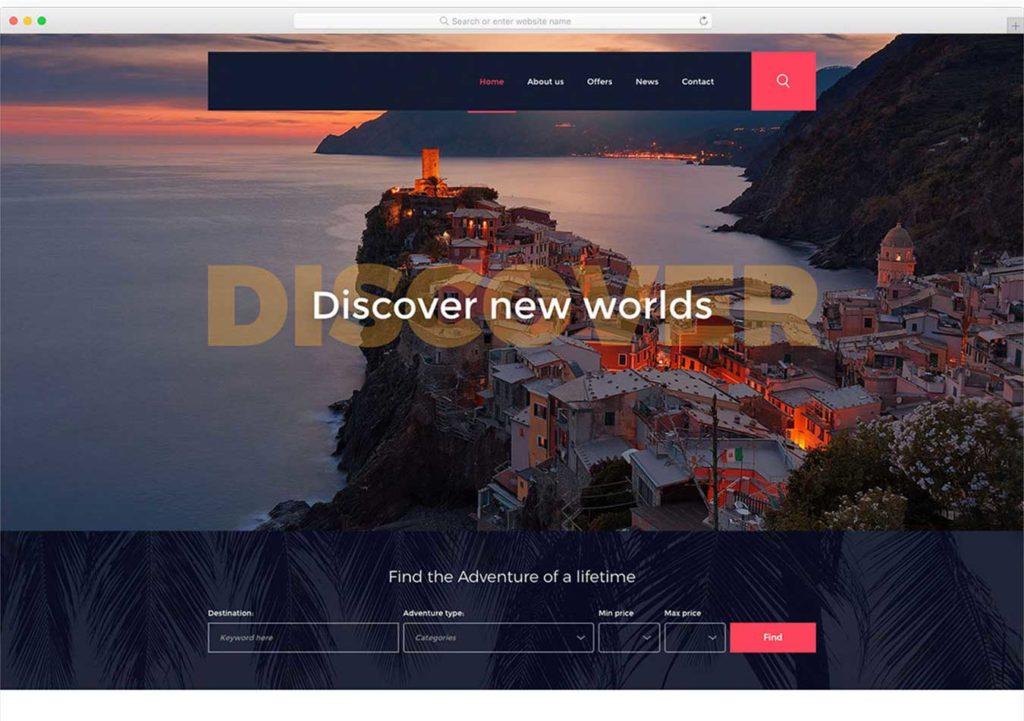 Travel portal website | What is Travel portal website?