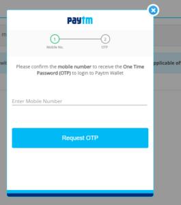 Paytm Payment Gateway Integration