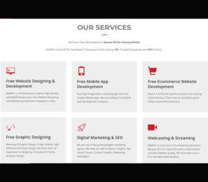 img2 MaMITs Website development company in bhopal, Madhya Pradesh – MaMITS