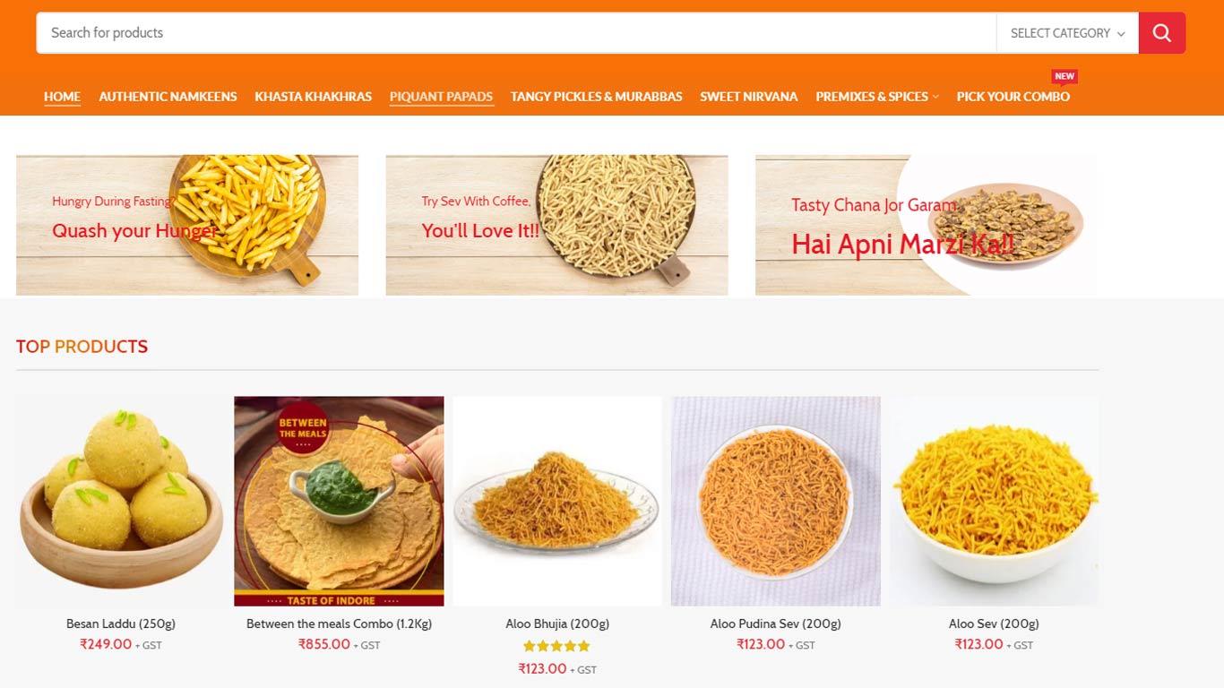 Ecommerce Website Development company in bhopal